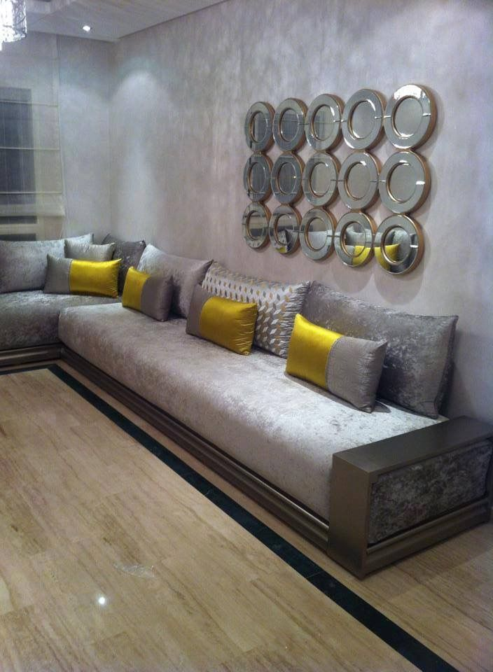 Salon oriental decoration - Design en image