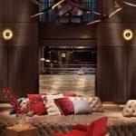 Decoration hotel design