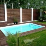 Décoration jardin piscine