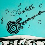 Décoration murale fete de la musique