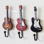 Décoration murale guitare