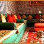 Decoration de salon marocain 2014