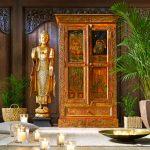 Salon décoration indienne