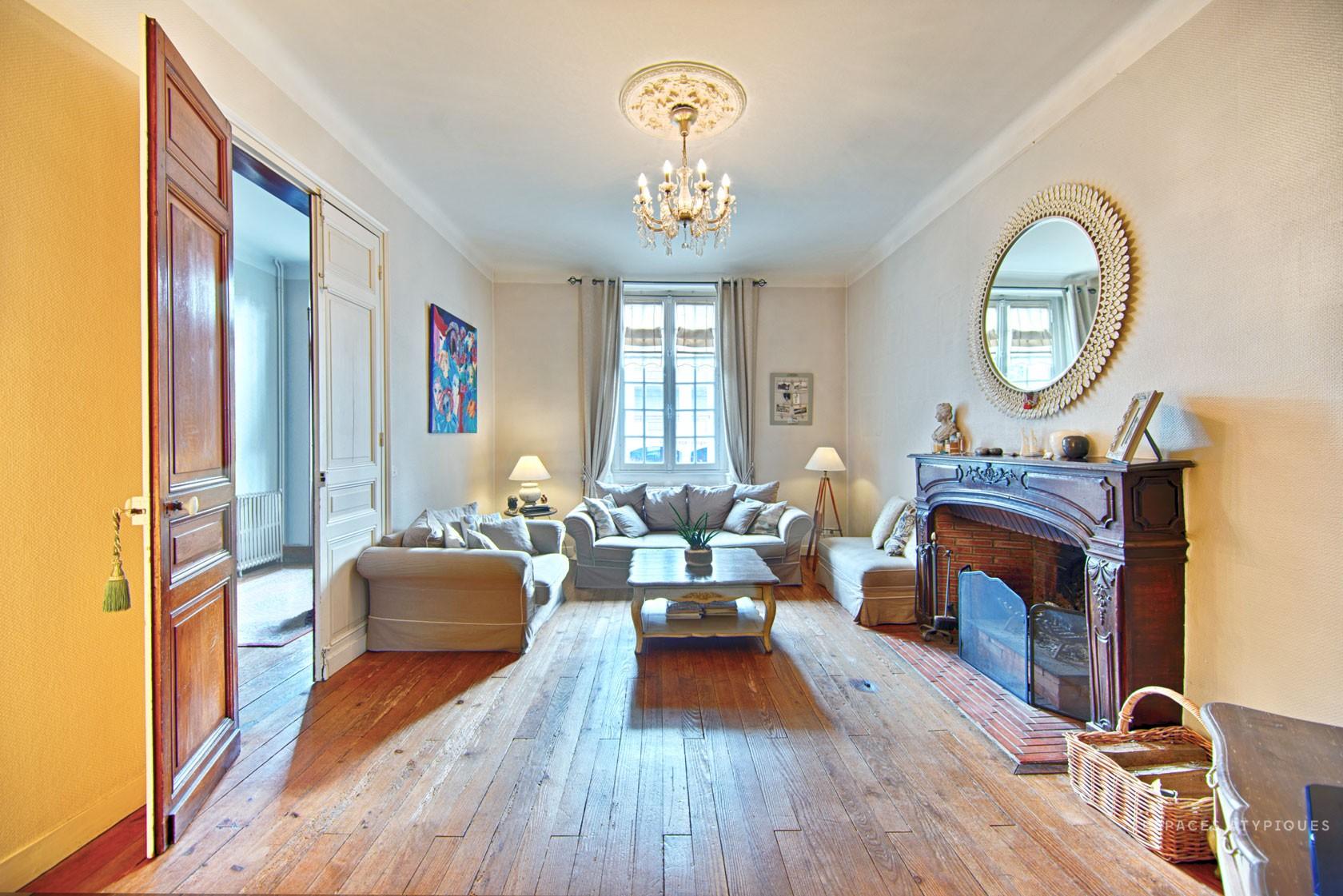 Deco maison bourgeoise ventana blog - Deco maison bourgeoise ...
