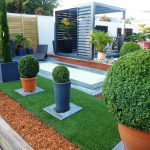 Modele decoration jardin