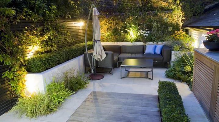 Idees decoration petit jardin