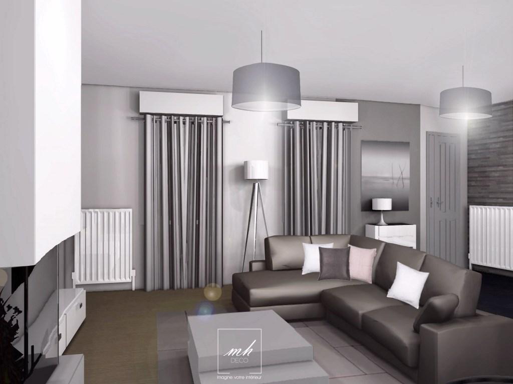 Décoration de maison épuré - Design en image