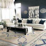 Décoration tapis salon
