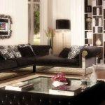 Decoration maison noir et argent