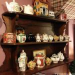 Salon de thé anglais decoration