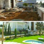 Décoration jardin tunisie