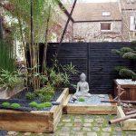 Jardin decoration zen
