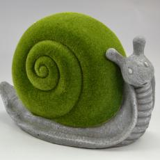 Escargot décoration jardin