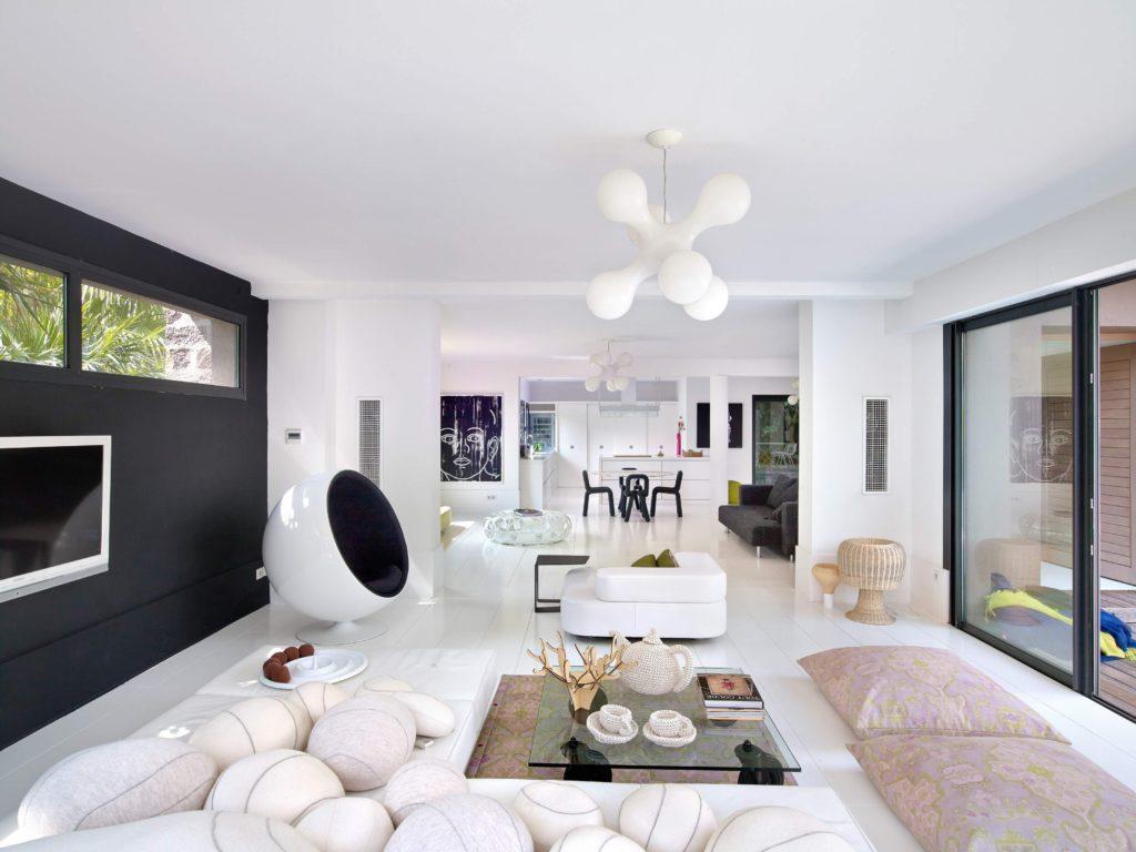 Maison decoration interieur moderne villas - Design en image