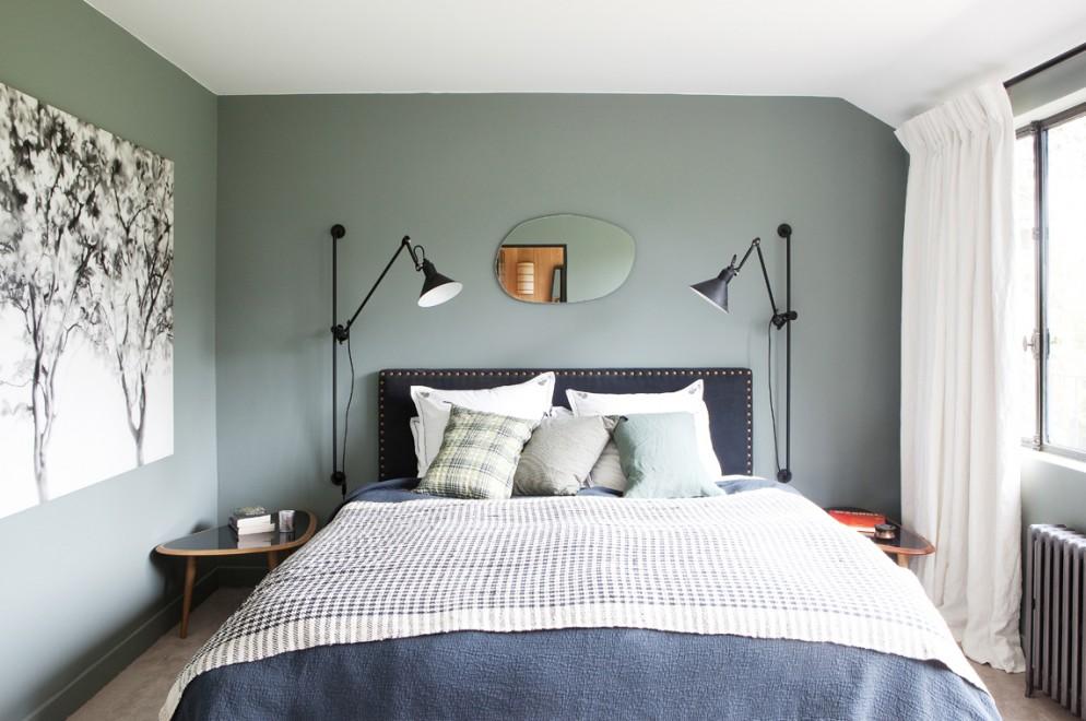 Decoration chambre maison de campagne - Design en image