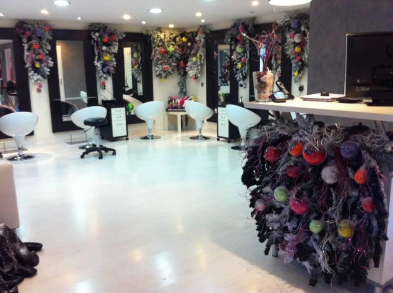 Decoration Interieur Pour Salon De Coiffure