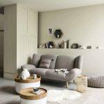 Décoration petit salon ambiance chalet