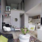 Décoration d'intérieur maison contemporaine