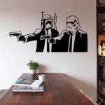 Star wars decoration murale