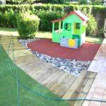Decoration jardin public