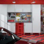 Decoration maison style garage