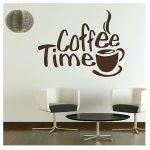 Décoration murale café