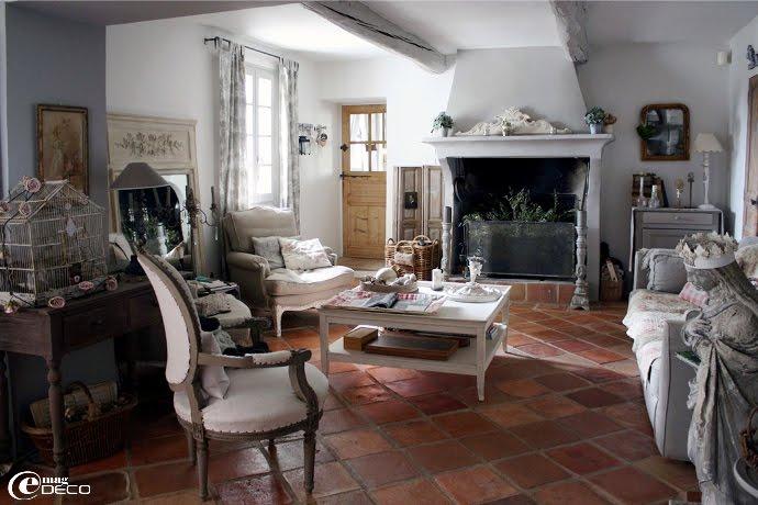 Decoration interieur maison provencale