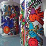 Decoration design porcelaine