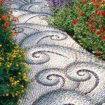 Galet pour décoration jardin