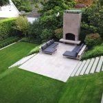 Décoration de jardin moderne