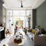 Decoration salon longueur