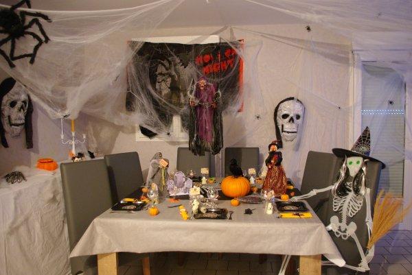 Charmant Maison Decoration Halloween