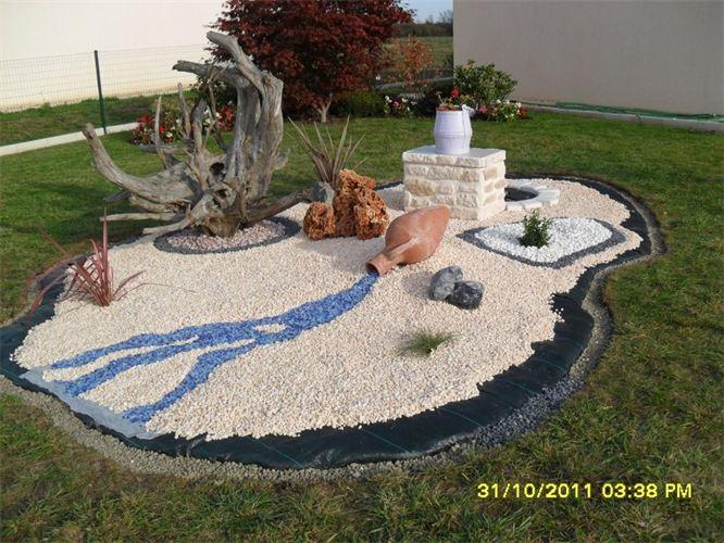 Idee Deco Jardin Avec Gravier Prk12 Napanonprofits