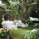 Decoration gazon jardin
