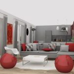 Decoration salon moderne 2015