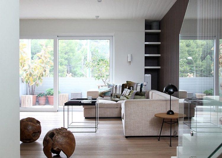Decoration interieur contemporain maison - Design en image