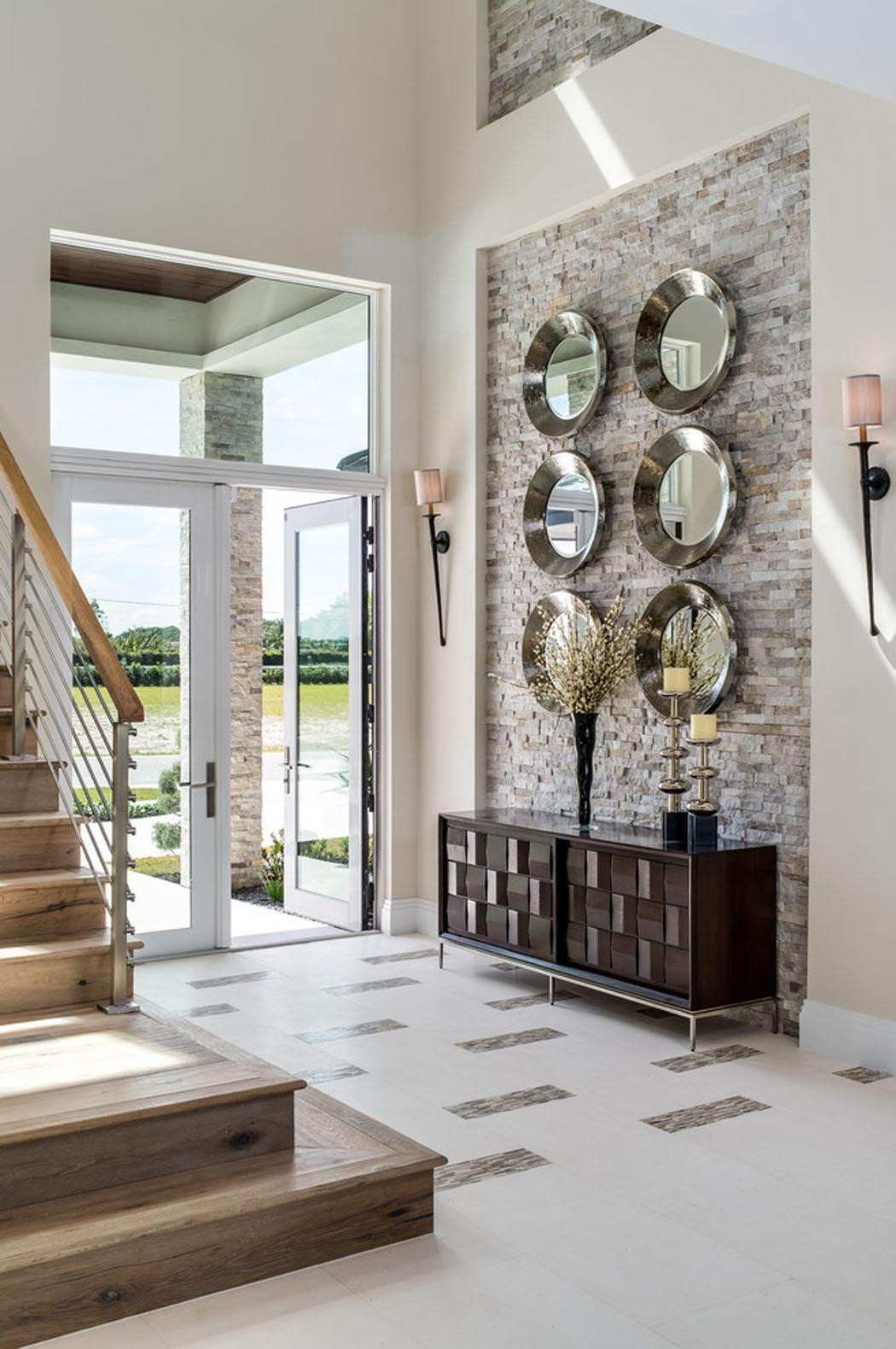 Decoration interieur entree maison - Design en image