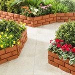 Decoration bordure de jardin