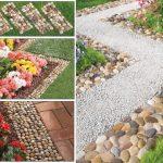 Décoration jardin fleurs