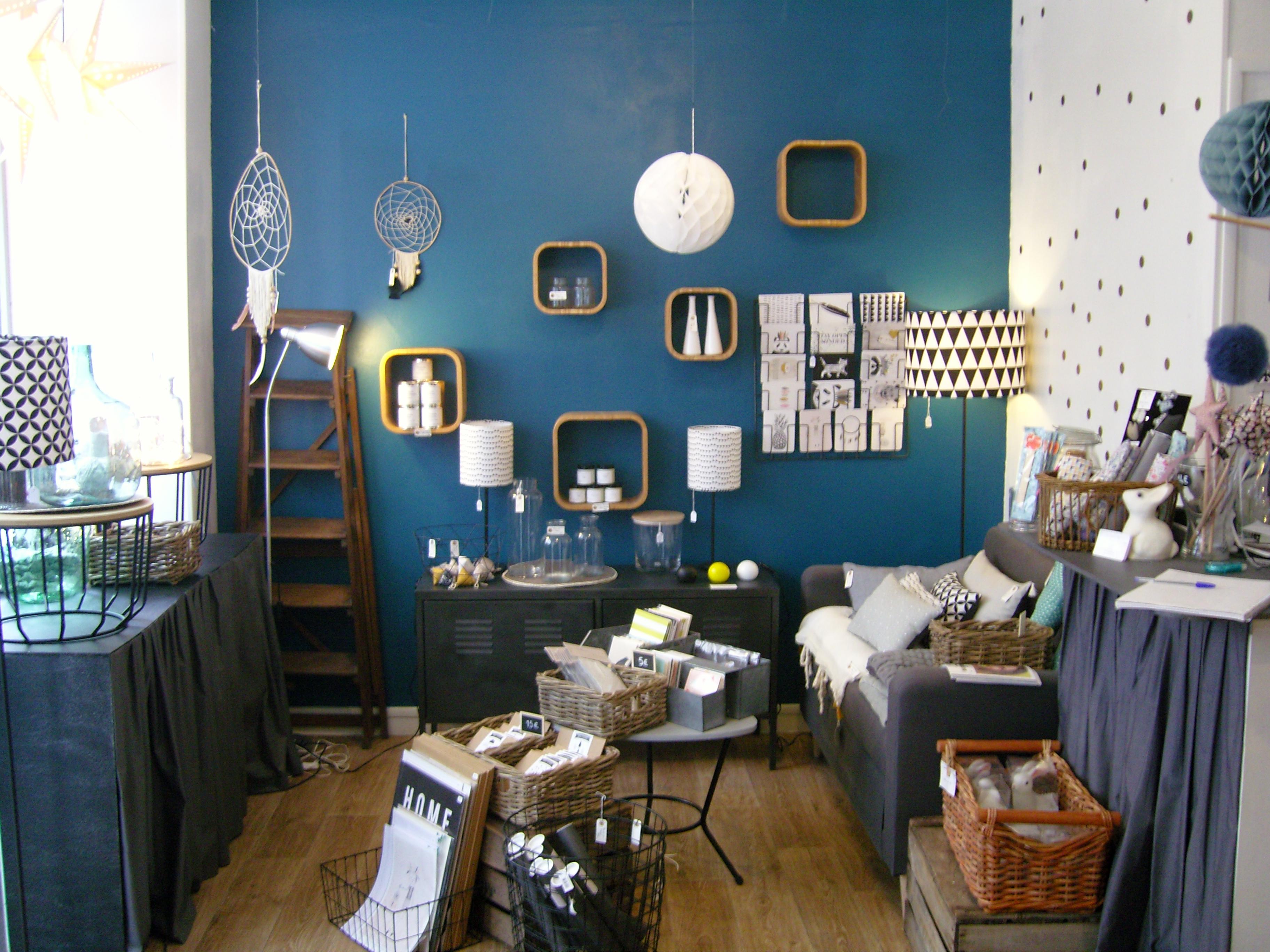 Boutique décoration maison paris