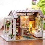 Puzzle decoration maison