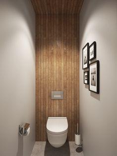 Décoration toilette design