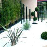 Gravier de décoration jardin