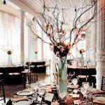 Decoration centre de table design