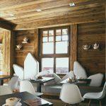 Decoration interieur chalet de luxe