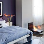 Décoration design chambre à coucher
