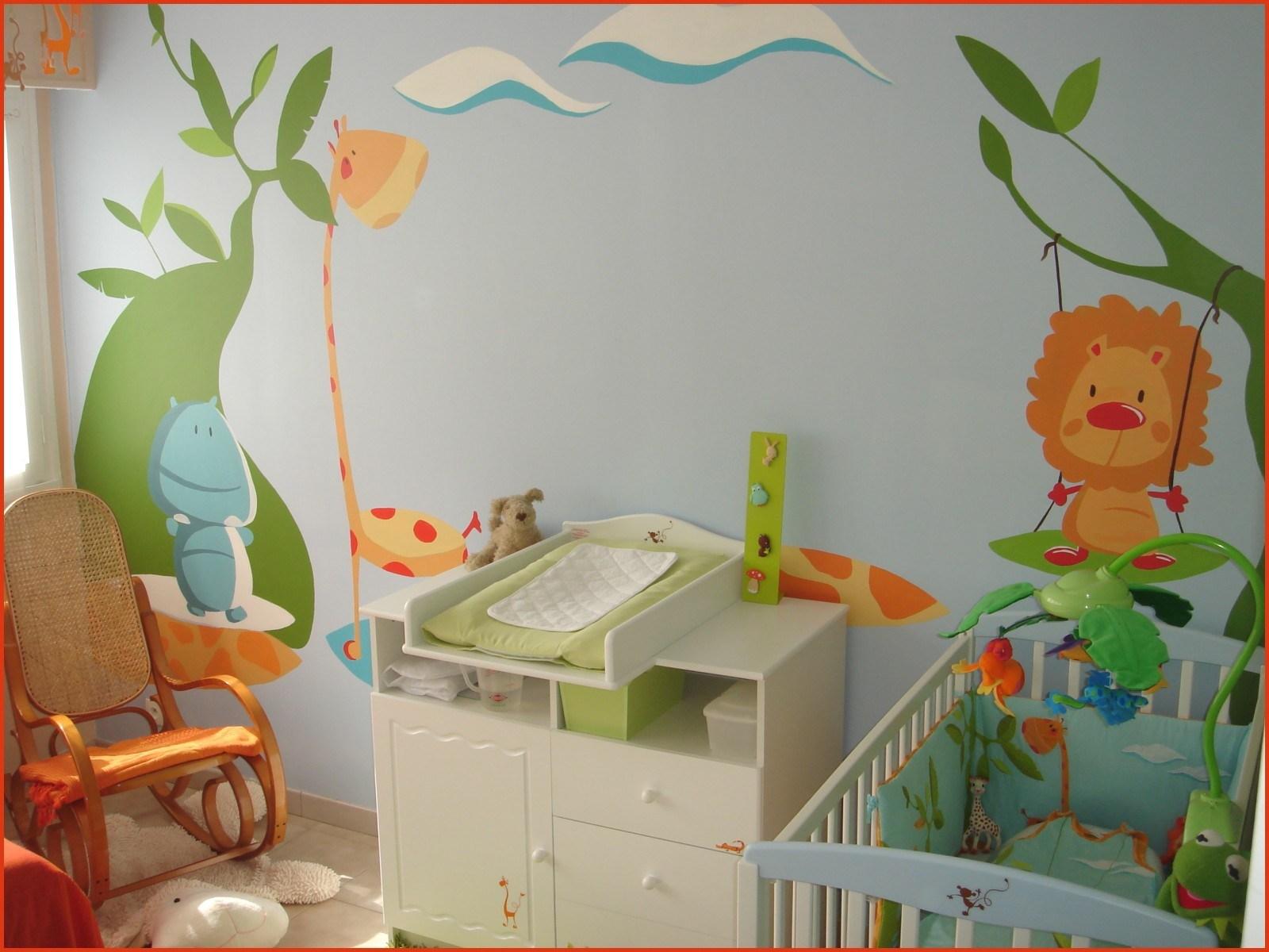 Decoration murale disney bébé