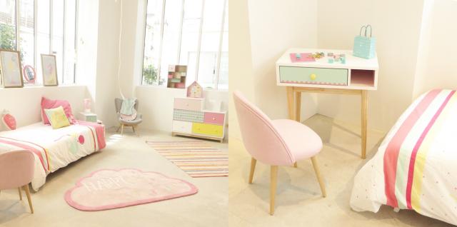 Décoration chambre bébé fille maison du monde - Design en image