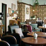 Décoration salon de thé vintage