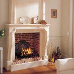 Décoration intérieur de cheminée